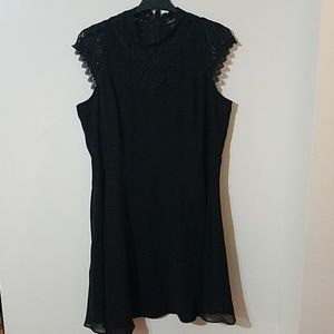 Black City Chic Dress